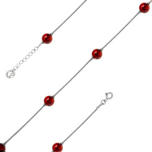 925 Sterling Silver necklaces with
