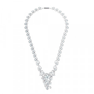 925 Sterling Silver necklaces with topaz