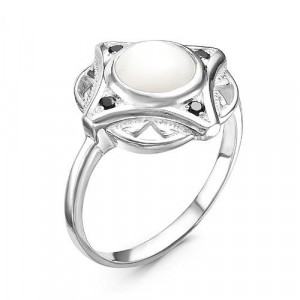 925 Sterling Silver women's rings with  and quartz