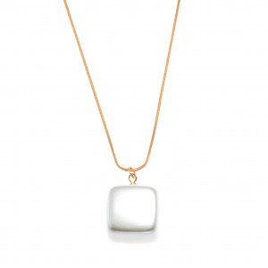 Bijuterii Alloy necklaces with pearl imit.