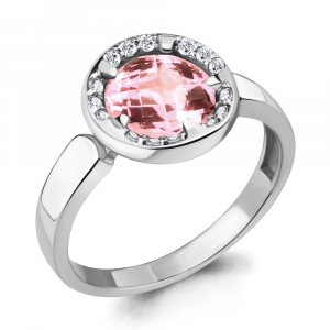 925 Sterling Silver women's rings with  and cubic zirconia