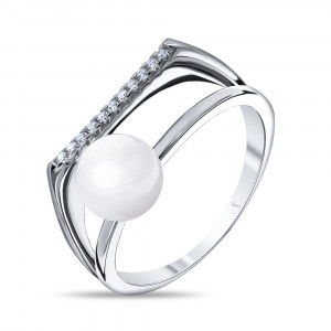 925 Sterling Silver women's rings with mallorca and
