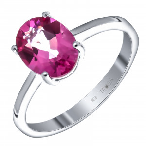 925 Sterling Silver women's ring with