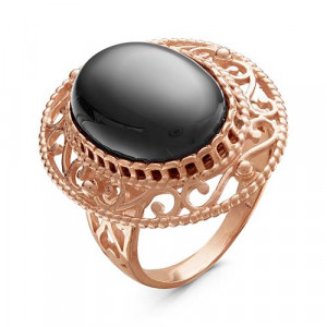925 Sterling Silver women's rings with synthetic agate