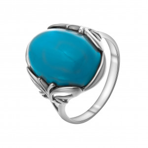 925 Sterling Silver women's rings with chrysoprase and solar stone