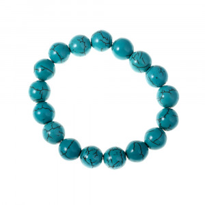 - bracelets with turquoise