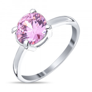 Bijuterii Alloy women's ring with crystal