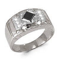925 Sterling Silver seals with cubic zirconia