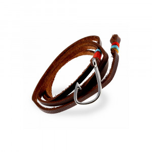 Bijuterii Alloy bracelets with leather