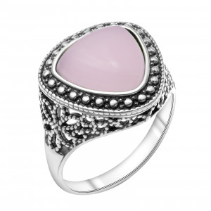 925 Sterling Silver women's rings with  and