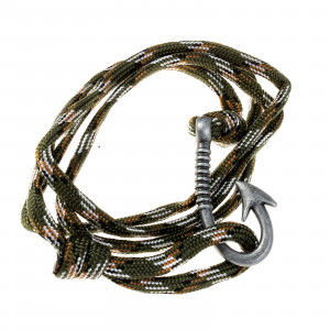 Bijuterii Alloy bracelets with leather and glass