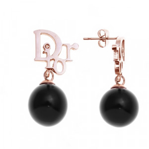Bijuterii Alloy pair earrings with jewelry insert