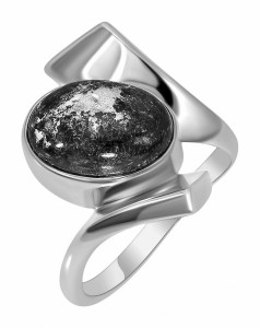 925 Sterling Silver women's rings with zoisite and carnelian