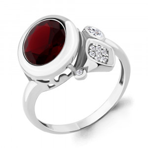 925 Sterling Silver women's rings with nano grenades