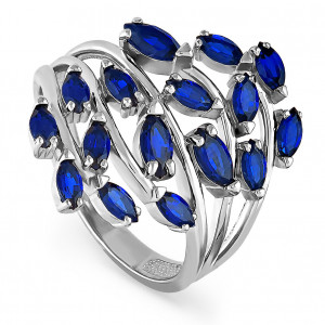 women's rings with spinel