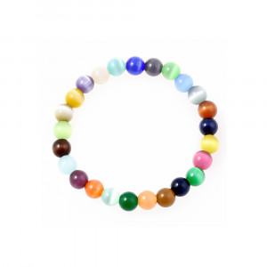 - bracelets with cat's eye