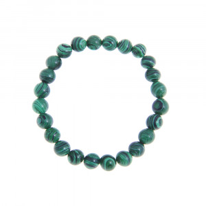 - bracelets with malachite