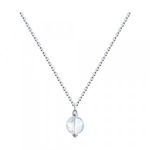 925 Sterling Silver necklaces with cubic zirconia swarovski and