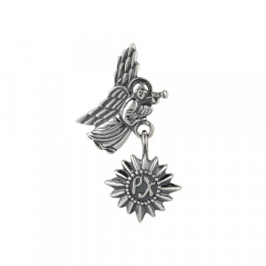925 Sterling Silver little icon