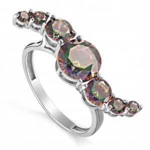 women's rings with cubic zirconia