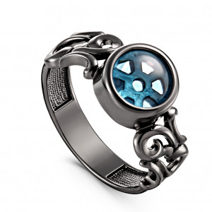 women's rings with sitall