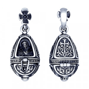 925 Sterling Silver amulets