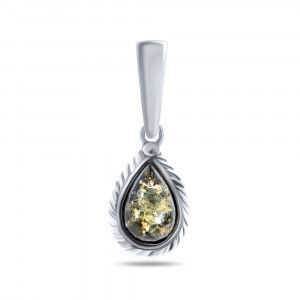 925 Sterling Silver pendants with  and
